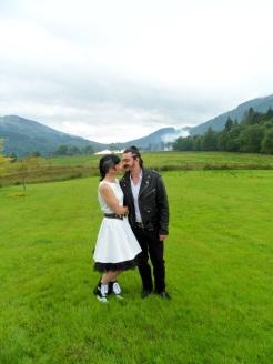 Luke Flanagan & Sarah Middleton