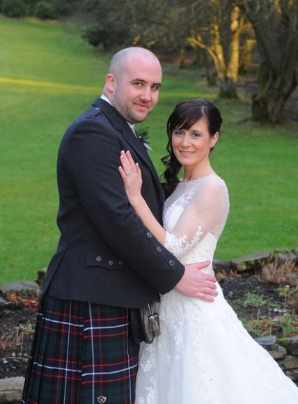 David Wilson and Eilidh McCreath